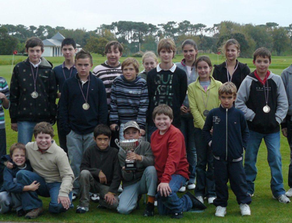 Champions de Vendée 2009 !