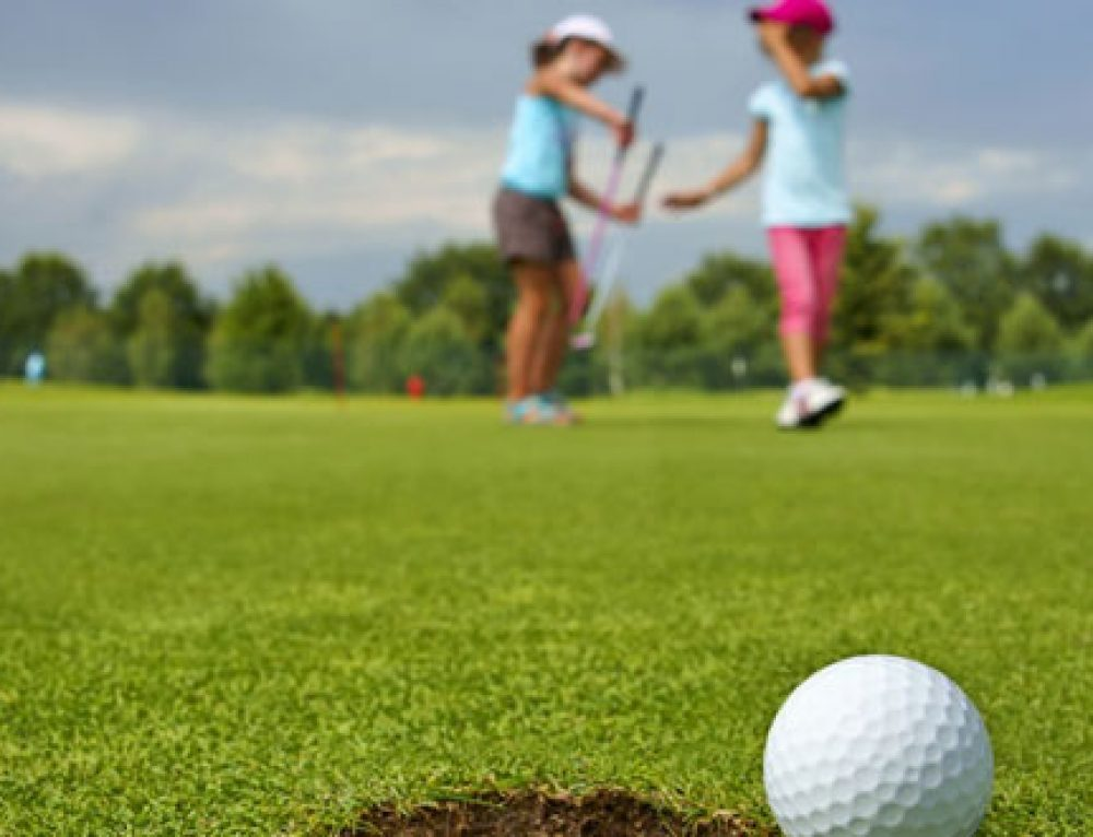 Ecole de golf 2015/2016